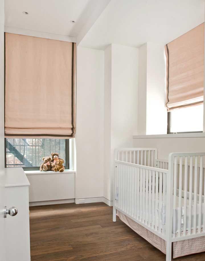 Rosinha para o quarto do bebê