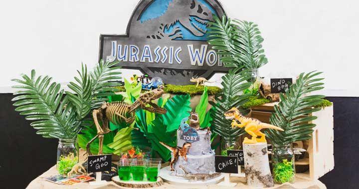 Festa Dinossauro: veja ideias lindas de decoração com o tema