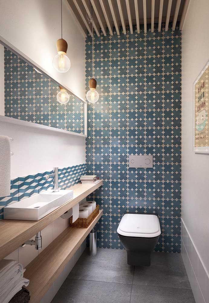 O vaso sanitário suspenso é o que há de mais moderno para louças de banheiro