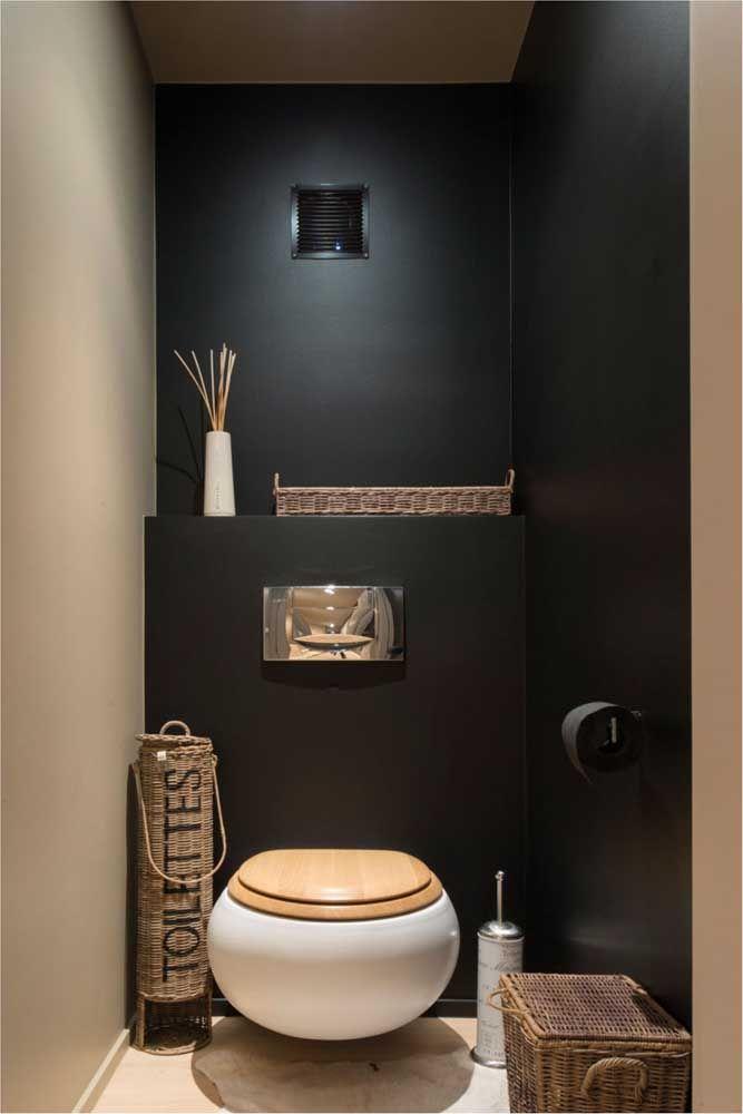 Esse aqui é um dos modelos mais originais de vaso sanitário que você vai ver hoje