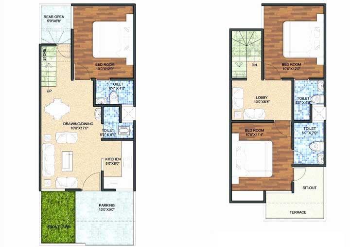 Casa pequena, simples, mas capaz de atender ao casal com muito conforto e praticidade