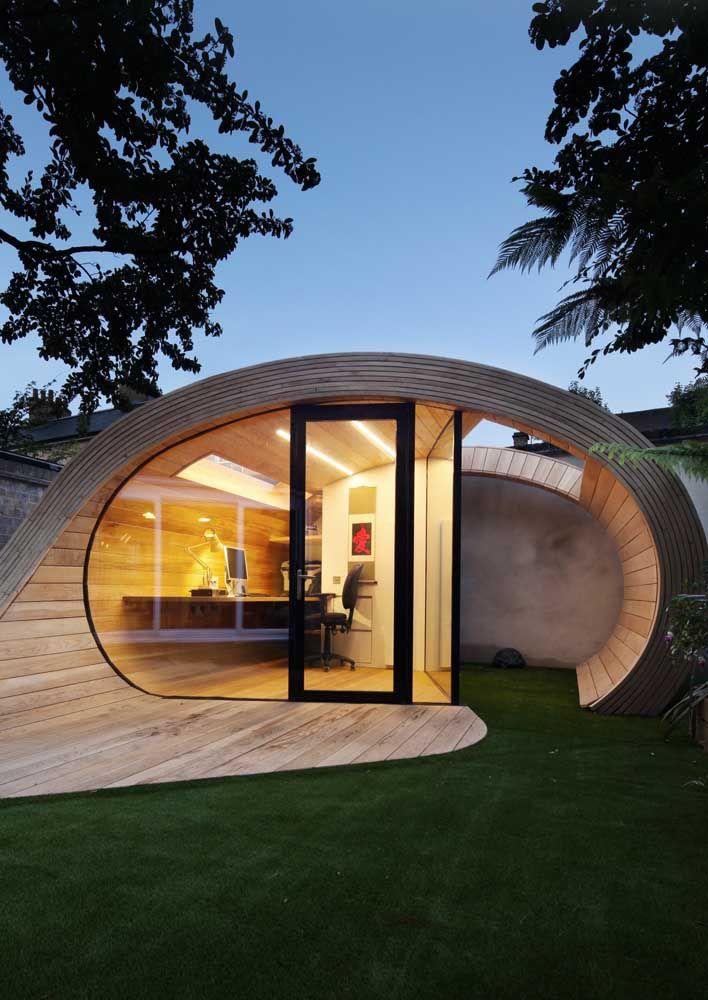 Essa mini casa consegue colocar muita mansão no chinelo!