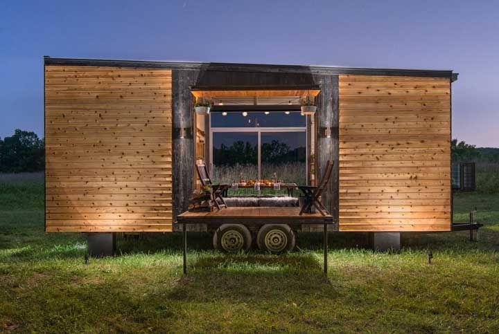 Mini casa trailer: leve-a para qualquer lugar e amplie ao máximo a ideia de viver em plena liberdade