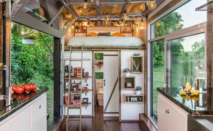 Mini casa: 60 ideias e projetos para uma vida minimalista