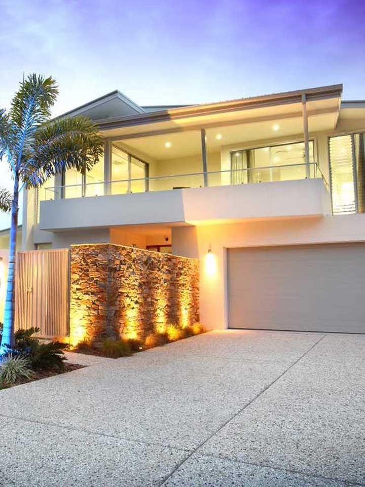 Piso Fulget para a garagem moderna da casa
