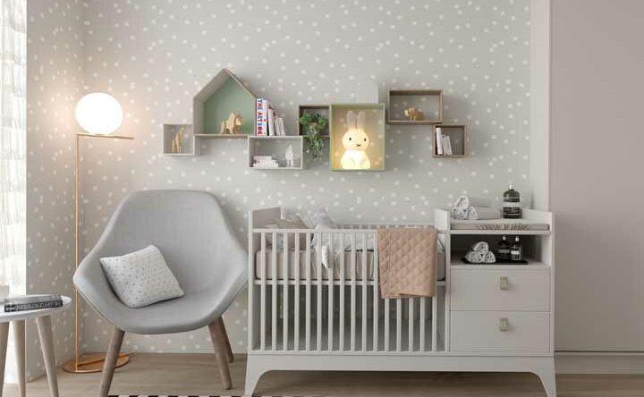 Cômoda para quarto de bebê: dicas para escolher e 60 modelos