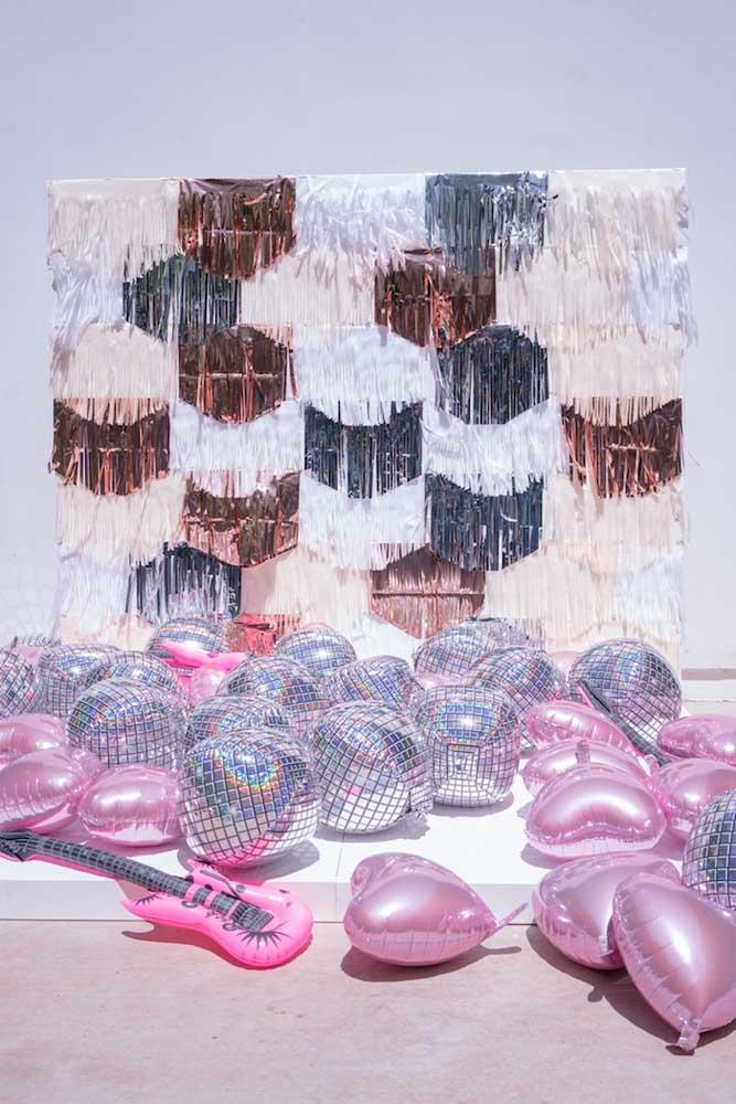 Balões, balões e mais balões!