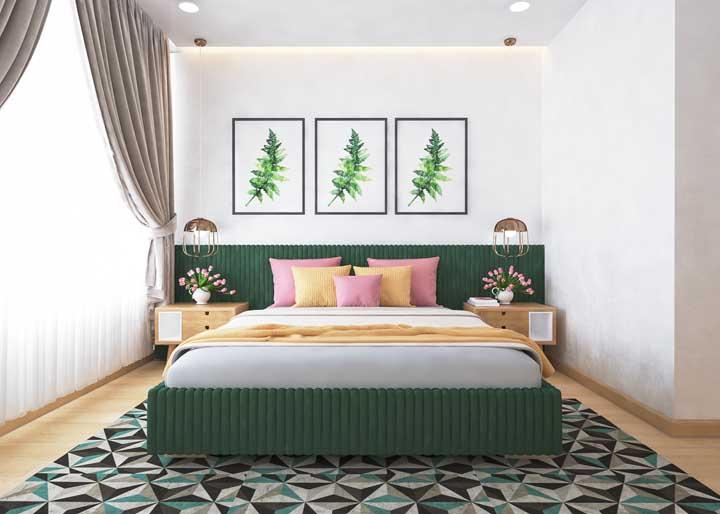 Verde musgo: significado e como combinar a cor na decoração