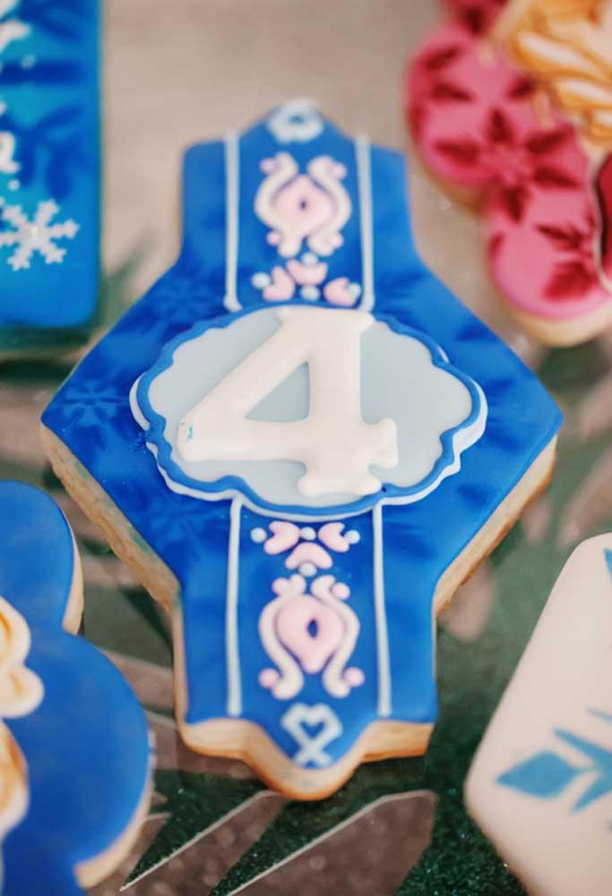 Valorize cada detalhe da decoração da festa.