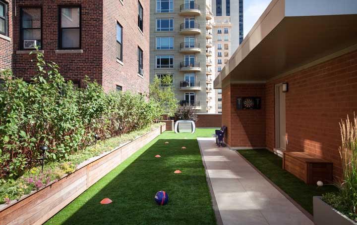 A grama bermudas é ideal para brincar com as crianças, fazer um piquenique ou praticar algum esporte