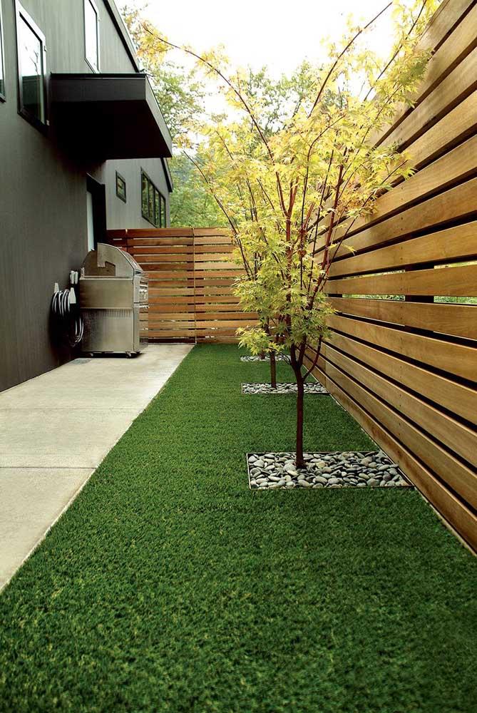 Escolha a grama que mais se adapta ao seu jardim e aproveite esse pequeno espaço verde