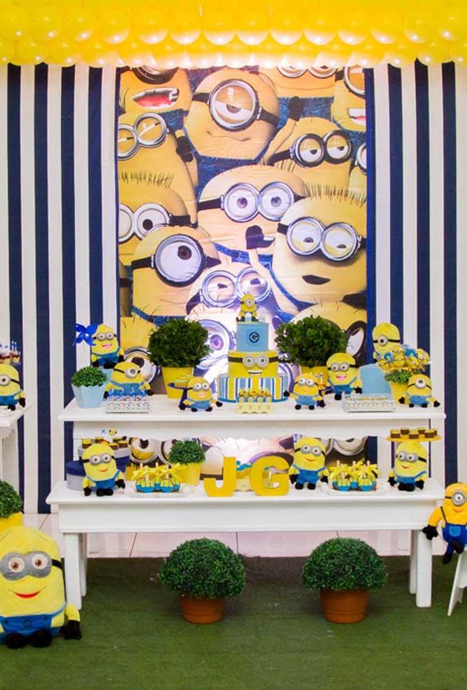 A mesa principal da festa precisa ser o grande destaque do aniversário. Por isso, capriche na decoração.