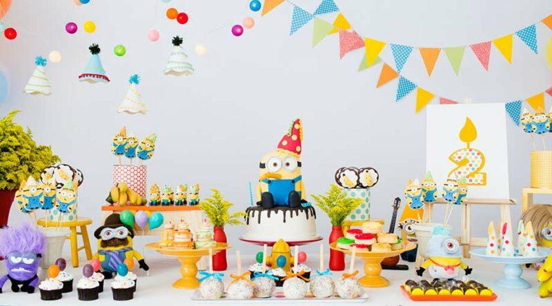Festa Minions: veja como decorar com o tema dos personagens