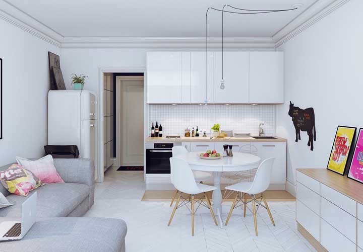 Cozinha integrada: dicas para decorar e 60 inspirações com fotos
