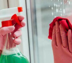 Como limpar blindex