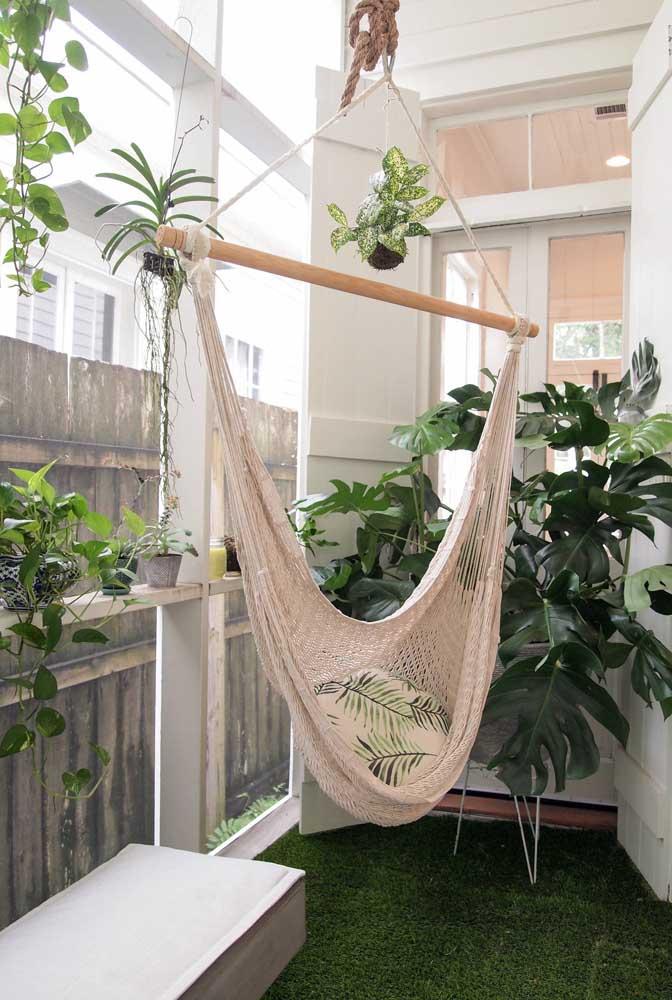 Falando em apartamentos, olha a kokedama aí! Mostrando sua versatilidade em espaços pequenos