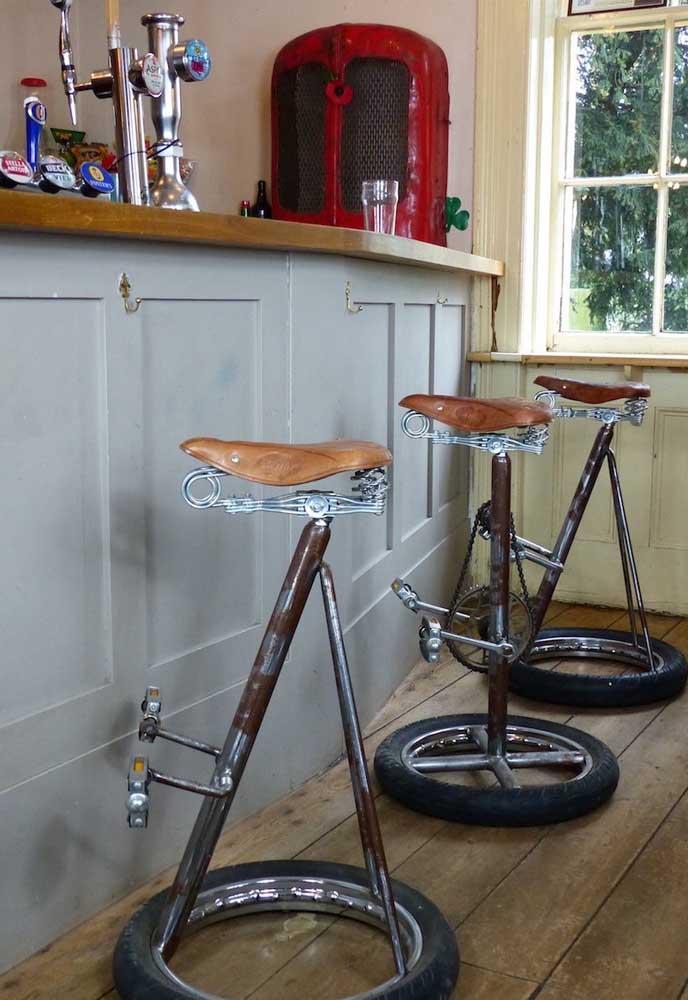 Os ciclistas vão se apaixonar por essa ideia