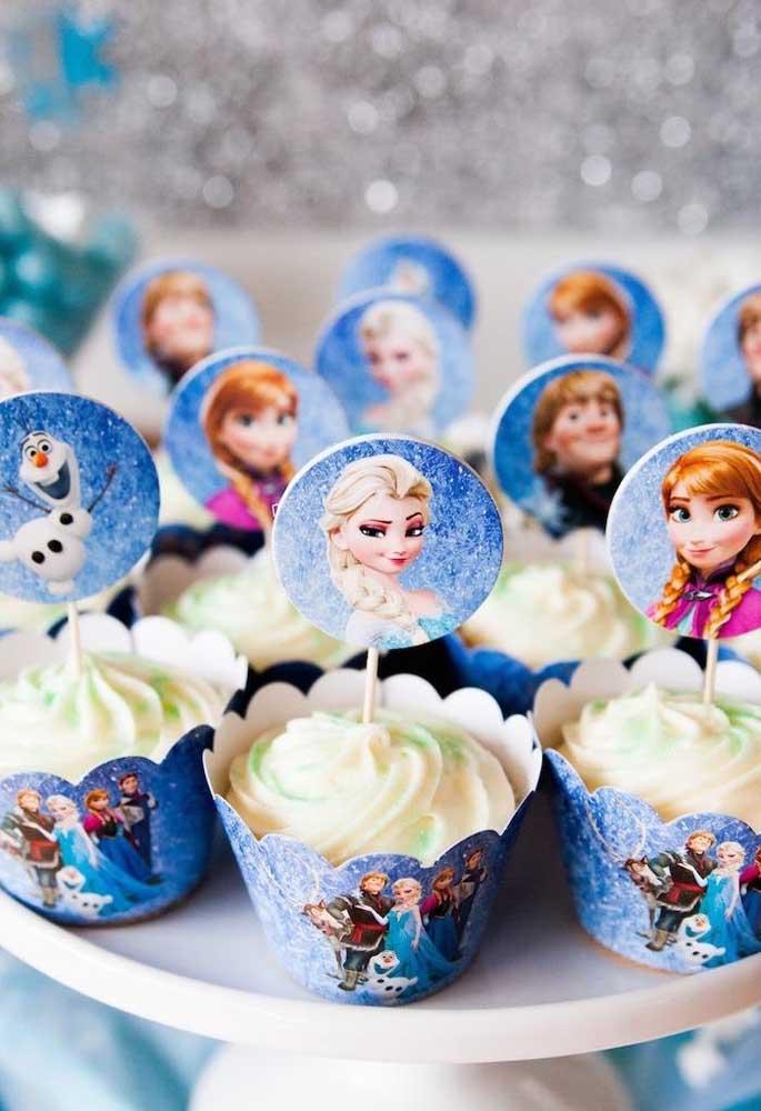 Doce fácil de fazer e que sempre faz sucesso nas festinhas: cupcake