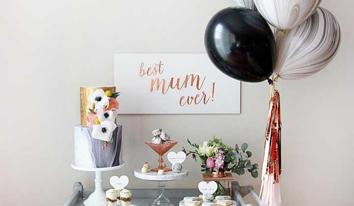 Decoração para o Dia das Mães: 70 ideias para se inspirar