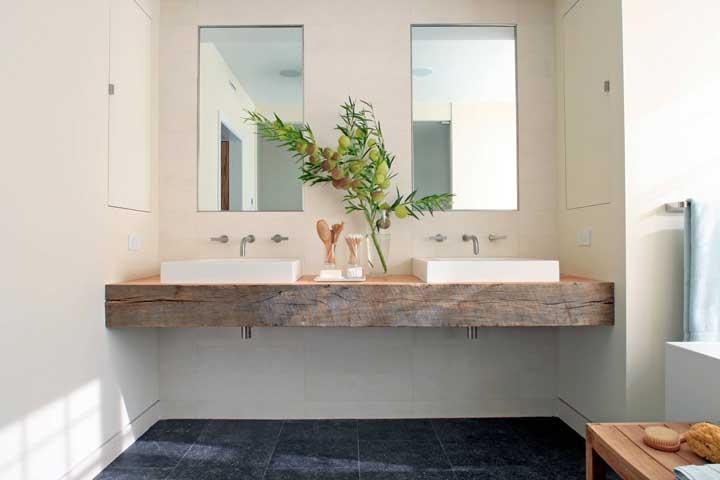 Branco e madeira: 60 imagens da combinação em ambientes
