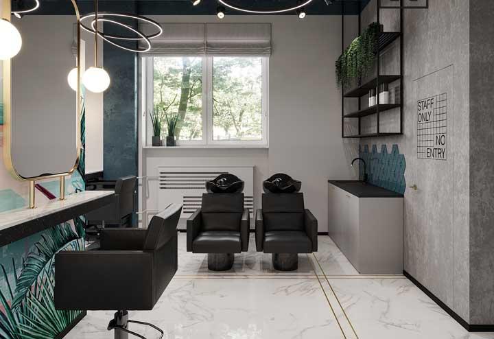 Organização é tudo nos salões de beleza pequenos
