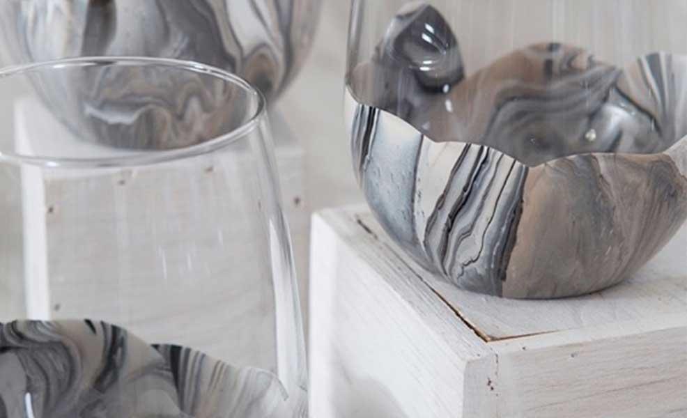 Vidros decorados: descubra 60 ideias criativas para começar