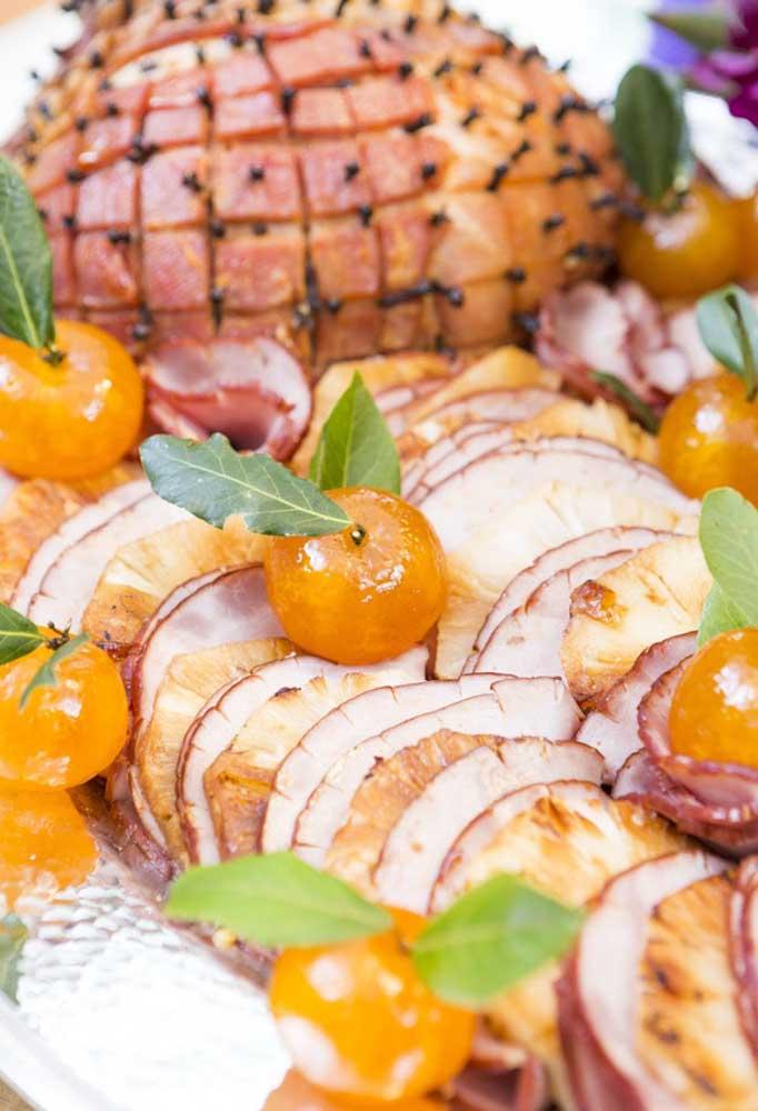 Já sabe o que vai servir como prato principal da ceia de ano novo?