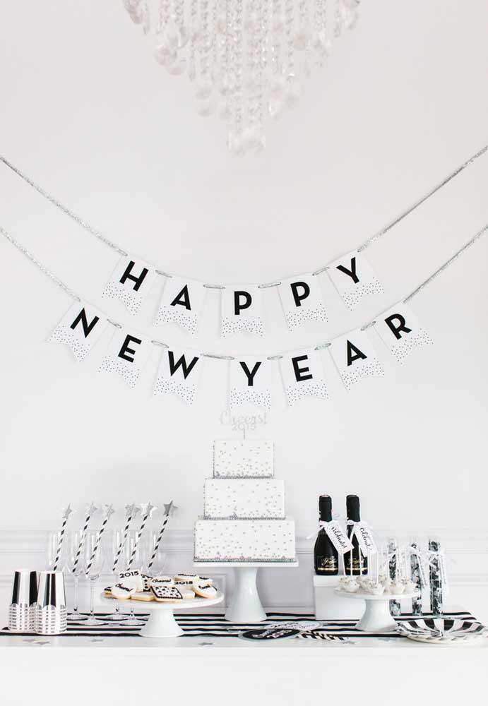 Mais uma opção de ceia de ano novo simples, mas feita com muito carinho.
