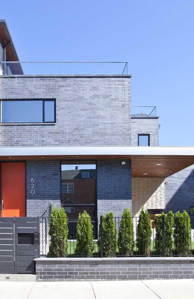 Apesar de ser um sistema de construção diferente, os tijolos ecológicos permitem todo tipo de layout e acabamento