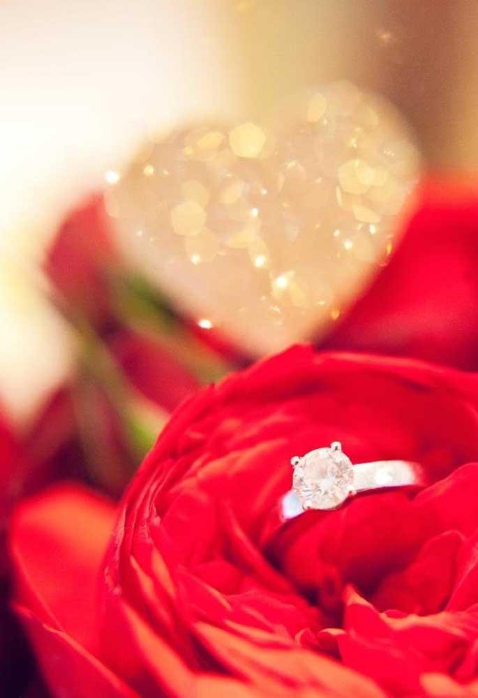 Que tal surpreender sua amada com um pedido de noivado no dia dos namorados?