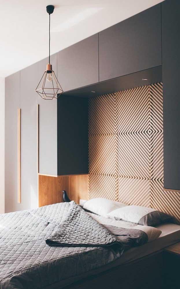 Detalhes para dar personalidade e estilo à decoração do quarto