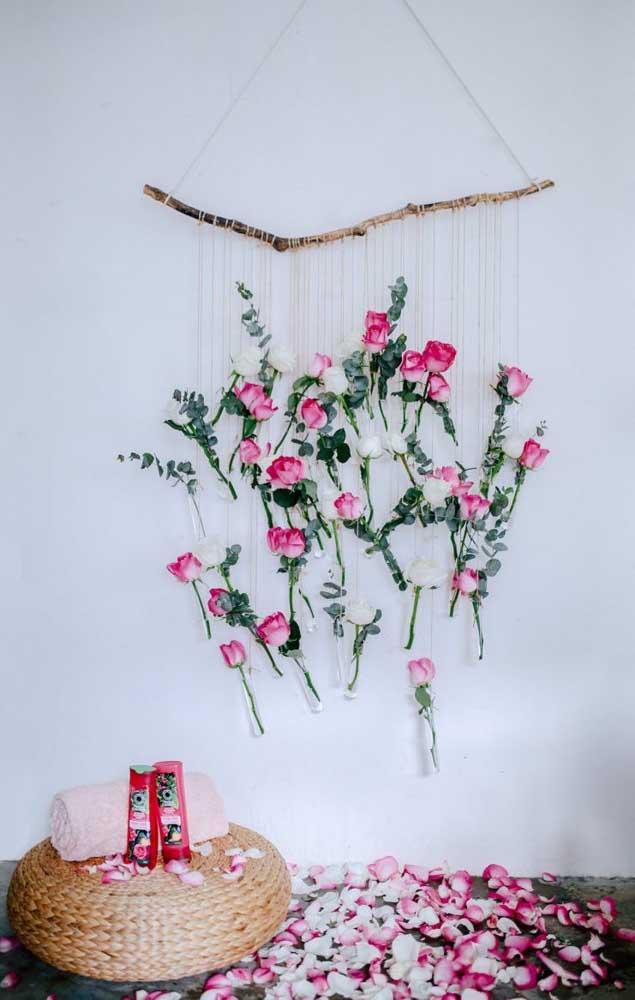 Ah, as rosas! Elas fecham nossa seleção com chave de ouro! Lindas e perfumadas, as rosas são as flores mais lindas do mundo, sem dúvida nenhuma