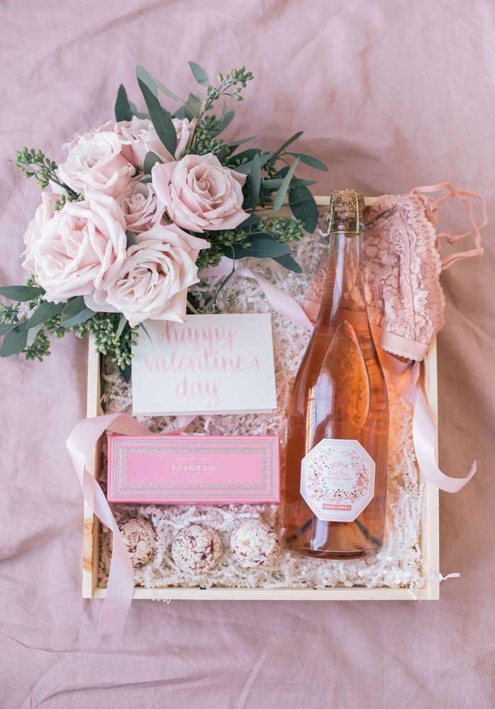 Aproveite o Dia dos Namorados para presentear o seu amor com itens mais picantes para uma noite especial.