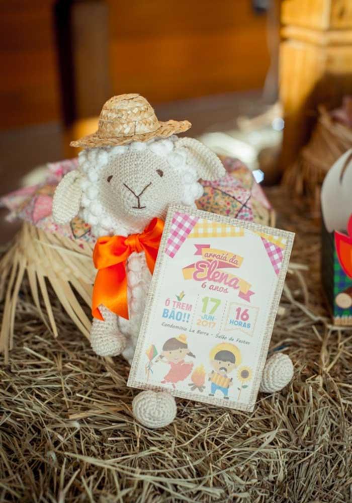 O convite de festa junina infantil precisa ser caprichado para animar os convidados.