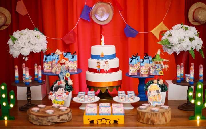 Festa junina infantil: como fazer, enfeites, lembrancinhas e decoração