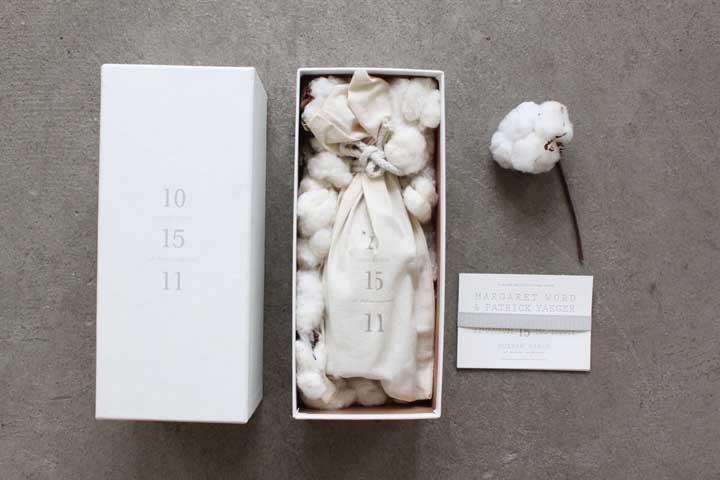 Bodas de algodão: o que é, como organizar e fotos de decoração