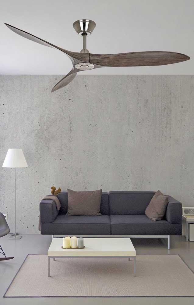 É ou não é uma obra de arte no teto da casa?