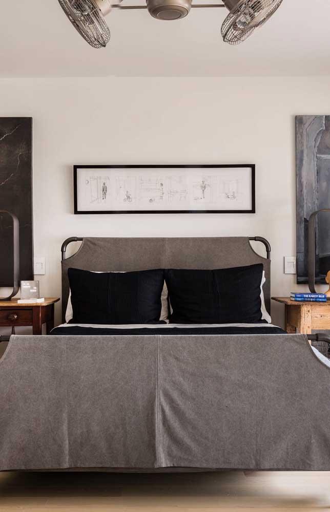 Que modelo original! O retrô com o moderno, o modelo de parede combinado ao modelo de teto!