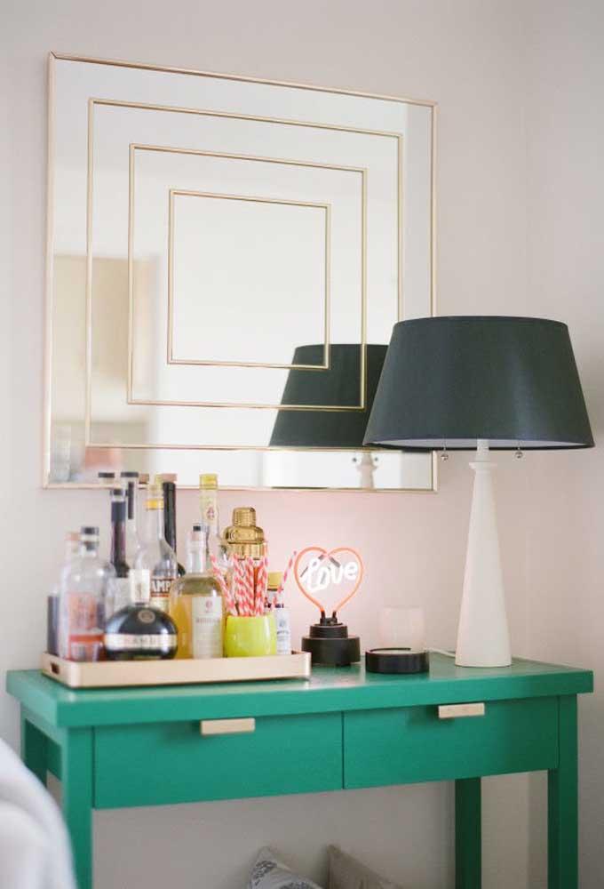 Você percebe como os pequenos detalhes podem fazer grande diferença na hora de fazer uma decoração?