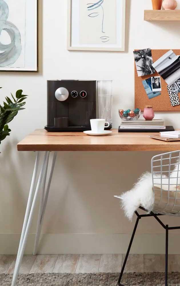 Cantinho do café no home office: é ou não é uma ideia perfeita?