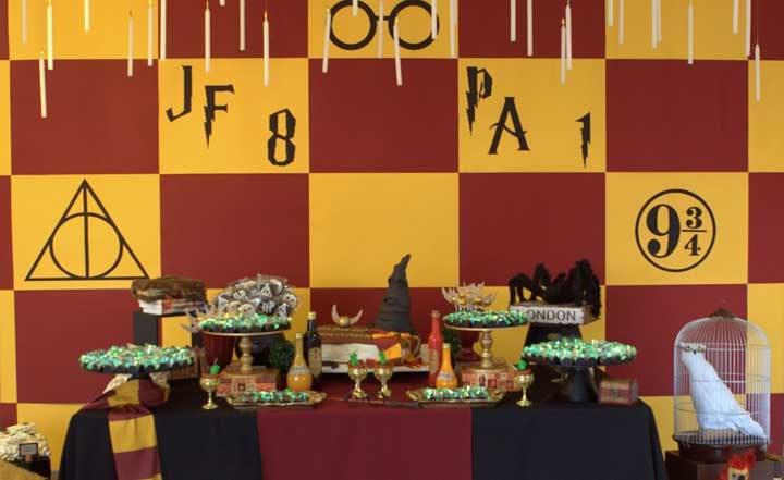 Festa Harry Potter: ideias inspiradoras e como fazer a sua