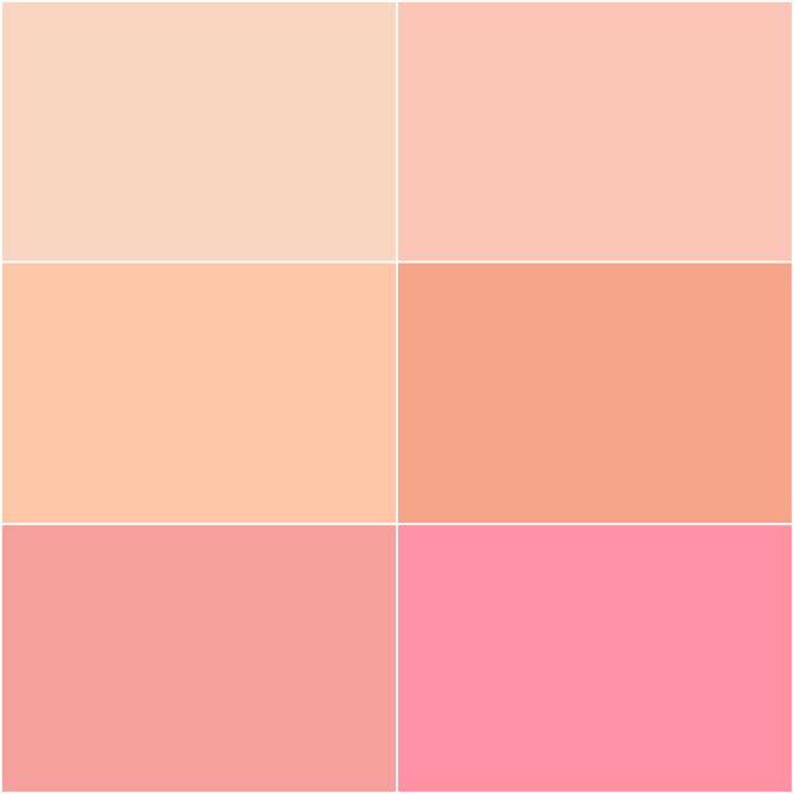 Cor salmão: cores que combinam na decoração e fotos