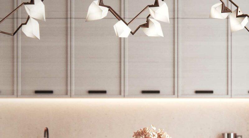 Lustre candelabro: como escolher, dicas e inspirações
