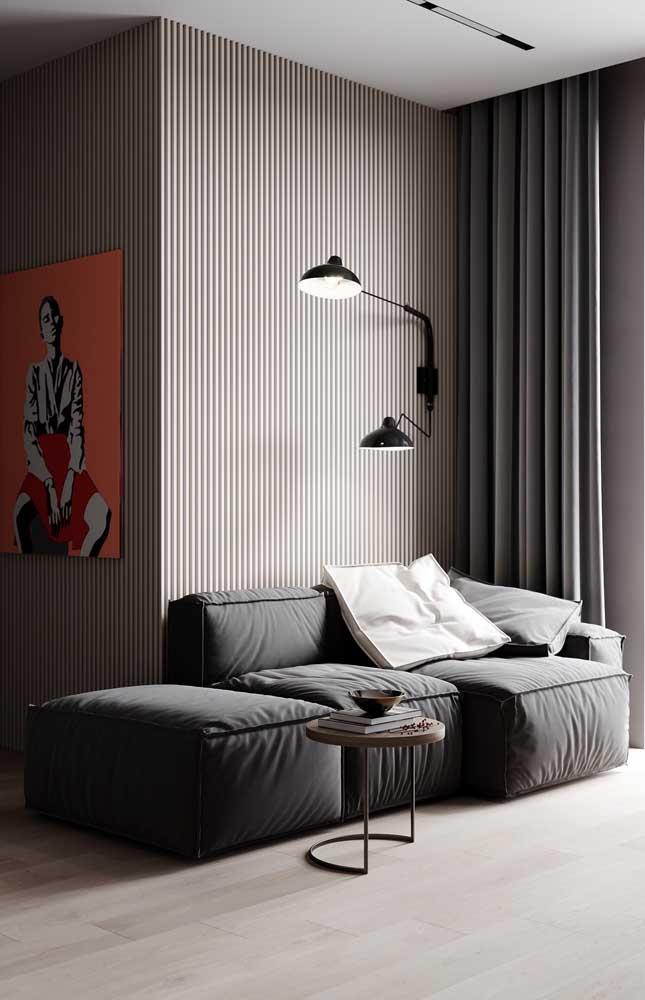 É sofá ou é chaise longue? Pode ser os dois!