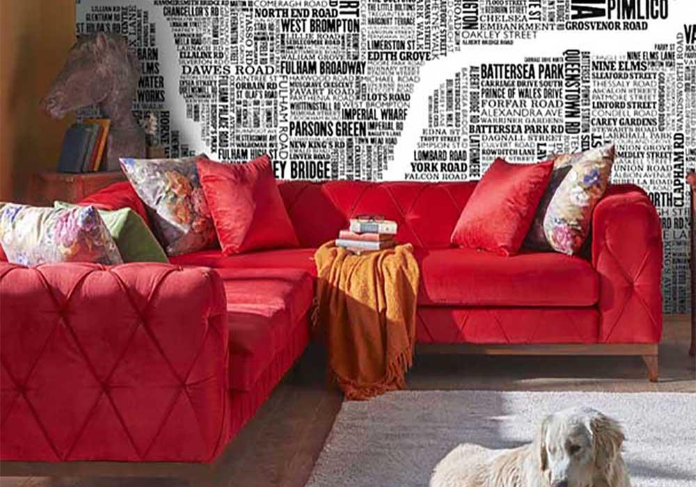 Sofá vermelho: veja como escolher, dicas e inspirações