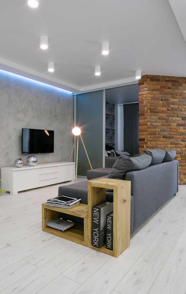 A distância correta entre a TV e o sofá é fundamental para garantir o conforto e a funcionalidade da sala de estar