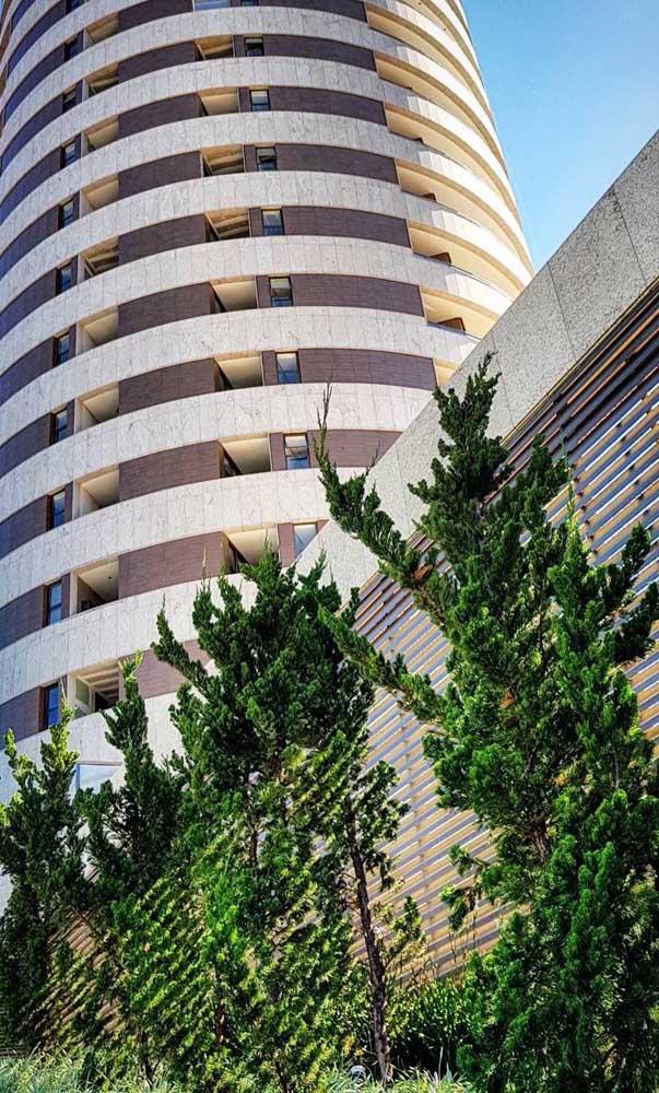 Em fachadas de prédios, a Kaikuza também se destaca