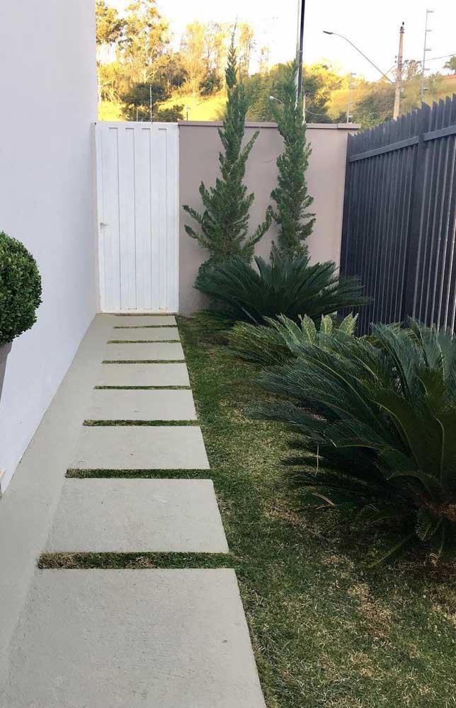 Por mais simples que seja o seu jardim, vale a pena apostar em uma Kaizuka para valorizá-lo ainda mais