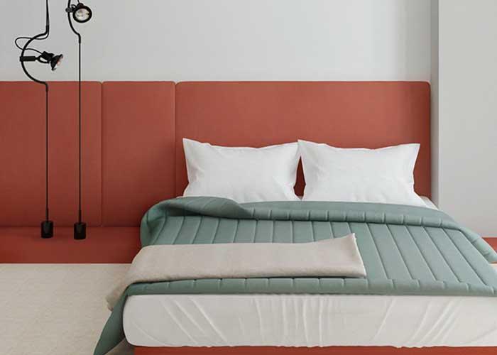 Quarto vermelho: 65 projetos de decoração para se inspirar