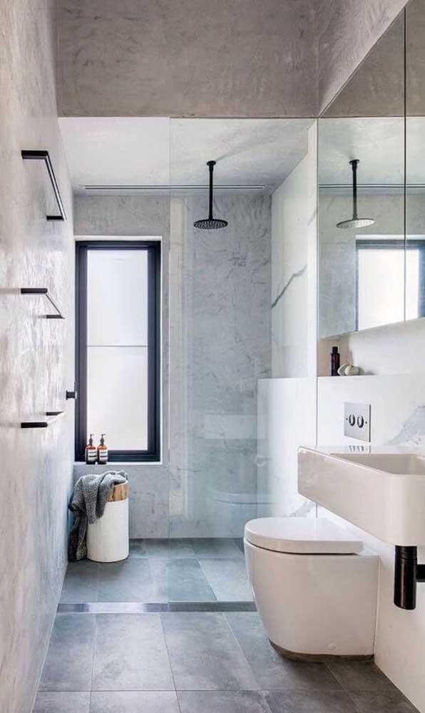 Janela de alumínio maxi-ar: a preferida para banheiros